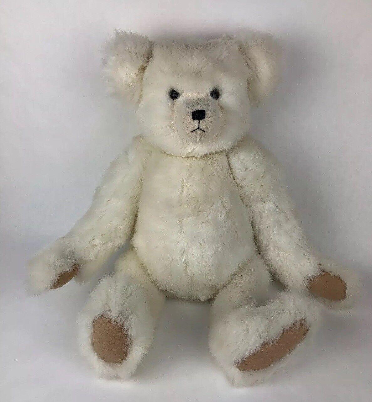 STEIFF TEDDY BEAR  REPLICA BLONDe MOHAIR 25.5  BEAR REPLICA - FSTSHP