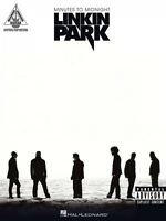 Linkin Park Minutes To Midnight Sheet Music Guitar Tablature Book 000690922