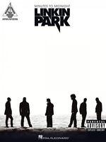 Linkin Park Minutes To Midnight Sheet Music Guitar Tablature Book 000690922