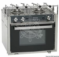 Smev Moonlight Gas Cooker 2 Burners + Oven