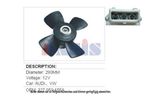Lüfter Motorkühlung Lüftermotor Kühlerlüfter Elektrolüfter Audi 80 Coupe 100 VW