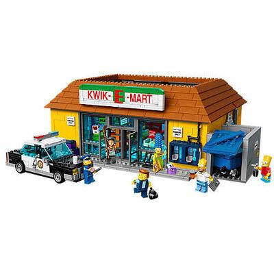LEGO® The Simpsons™ 71016 The Kwik-E-Mart