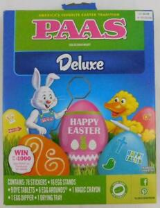 R.J.Rabbit 8 Kits In 1 Egg Decorating Kit  Loaded With Egg Coloring Fun