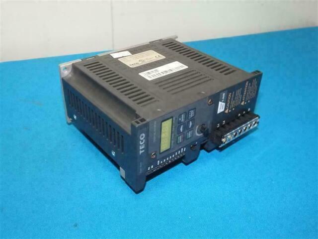 TECO S310-2P5-H1BCD inverter 0.5HP 400W 200-240V 50//60Hz NEW