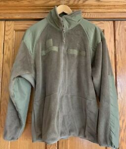 US Army Jacke ECWCS GEN III Polartec Fleece Jacke Cold Weather XXL Long