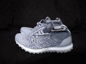 reputable site ab848 a444b Details about Adidas Ultraboost All Terrain ATR RC Reigning Champ DB2042  White Grey Size 9.5