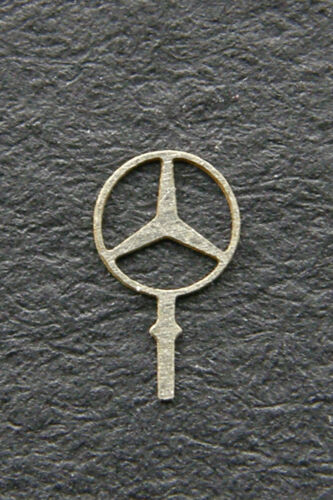 Mercedes-Benz étoile Star Logo Refroidisseur Emblème 3,45 mm 1:24 CMC PMA REVELL
