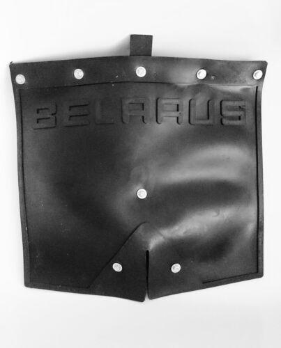 Schrauben Breite 470 Spritzlappen MTS Belarus Kotflügel Spritzgummi mit Blech