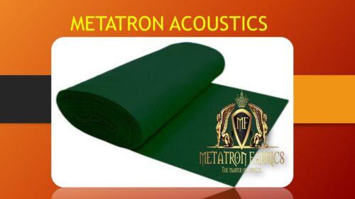 "72/"" Width HUNTER GREEN Metatron Solid Acrylic Felt Fabric Sold By The Yard"