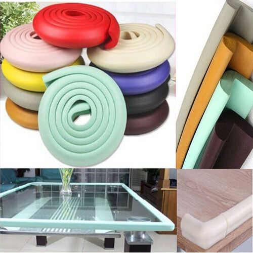 2M Baby Table Edge Corner Guard Protector Foam Bumper Collision Cushion Strips