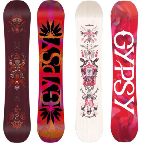 Salomon Gypsy Damen Snowboard All Mountain Freestyle 2018-2019 NEU