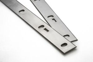 6 Stück 254mm Hobelmesser Passen Scheppach Hms 1070 Abricht