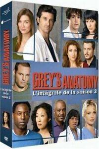 Grey-039-s-Anatomy-L-039-integrale-saison-3-Coffret-7-DVD-DVD-NEUF