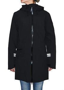 Canada-Goose-Women-039-s-Waterproof-Coastal-Shell-Jacket-Black