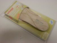 Vionic W/orthaheel Technology Orthotic Inserts Womens Extended Slimfit Size Xs