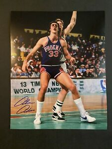 Alvan Adams Signed 8x10 Photo Auto Phoenix Suns NBA Sooners Autograph COA