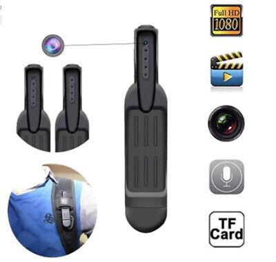 Mini Caméra Stylo Espion 1080 P Mini DVR Full HD Infrarouge Micro Audio T189