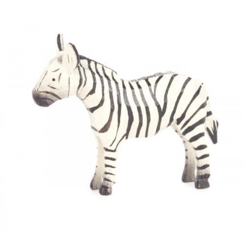 REIFENTIER Zebra NEU Erzgebirge Reifentiere Volkskunst Wald Regenwald Savanne