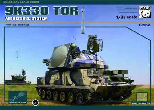 Panda Hobby 1/35 PH35008 9K330 Tor Air Defence System