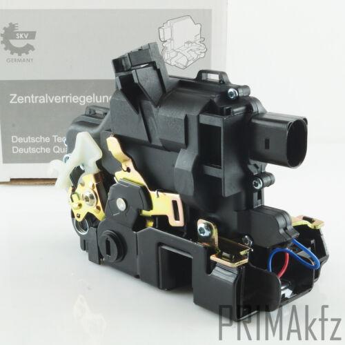 SKV cierre centralizado servomotor cerradura de trasera izquierda Skoda Fabia Ibiza