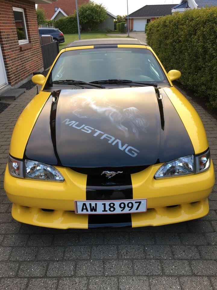 Mustang 5.0 GT