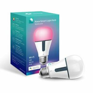 TP-Link-Kasa-Smart-Wi-Fi-Dimmable-Color-Light-Bulb-Alexa-Google-Home-KL130