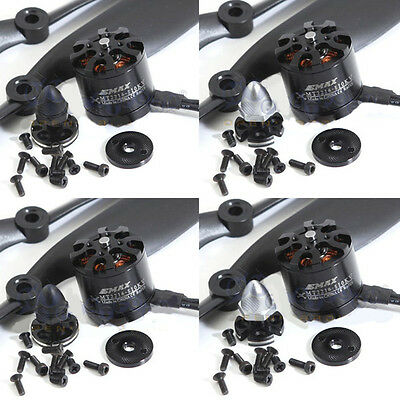 4 X EMAX MT2216-810KV CW CCW Brushless Motor plus Propeller for Quadcopter