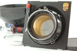 [Exc+5] Carl Zeiss Planar 135mm f/3.5 Copal 1 4x5 Large Format Lens Linhof Japan
