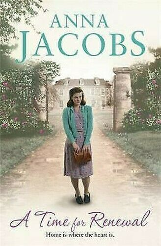 A Time Pour Renouvellement Rivenshaw Saga Couverture Rigide Anna Jacobs