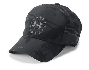 a0e8dc7ac75 Under Armour 1305035 Men s Tactical Hat Freedom 2.0 Cap Heatgear ...