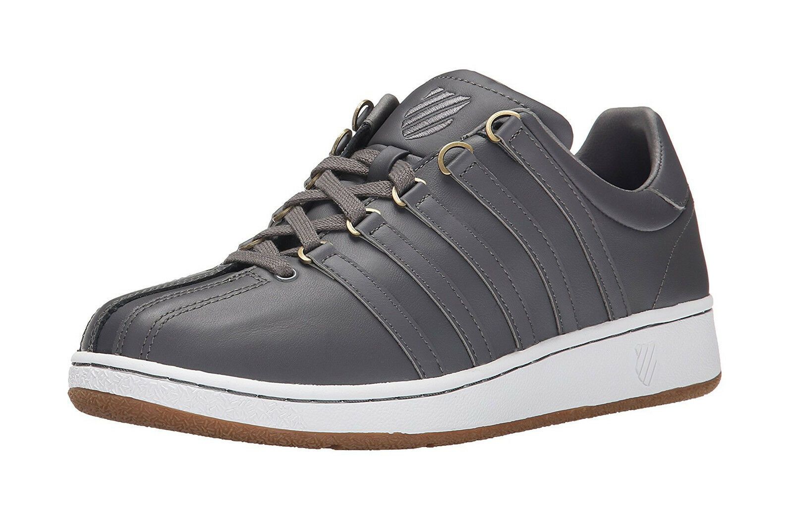K-Swiss Shoes Classic VN Uomo  03343050 - Charcoal/Gum