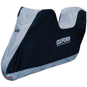 OXFORD-Aquatex-notwendig-Motorrad-Abdeckung-Top-Box-CV205-Large-T