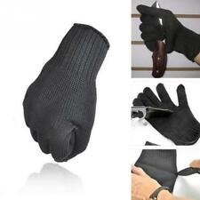 One Pair Personal Protection Cut-resistant Tactical Gloves Security Self Defense
