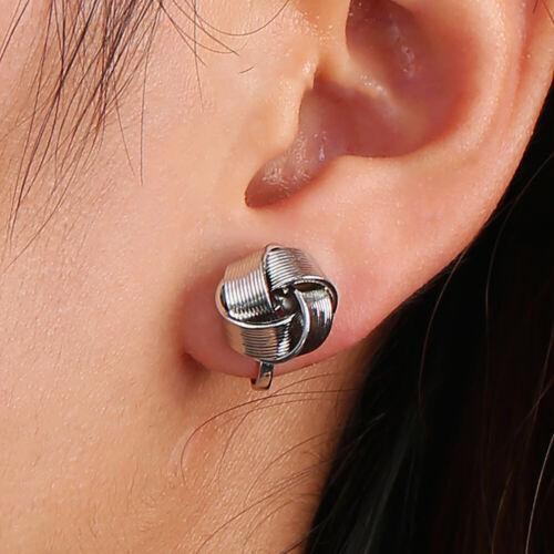 Women Crystal Pearl Acrylic Metal Geometric Drop Dangle Earrings Wedding Jewelry