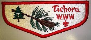 MERGED-TICHORA-OA-LODGE-146-226-FOUR-LAKES-COUNCIL-BSA-SCOUT-PATCH-SERVICE-FLAP