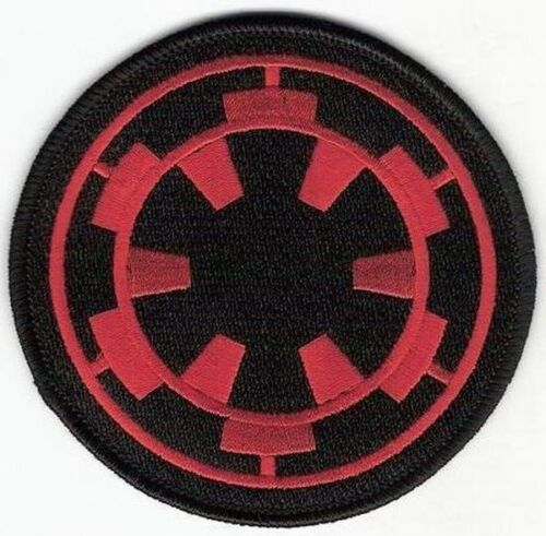 STW29V STAR WARS IMPERIAL SPECIAL FORCES VEL-KRO PATCH
