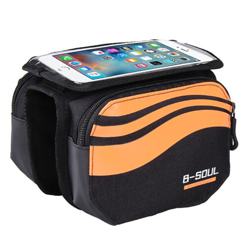 Bicycle Bike Handlebar Durable Bag Holder Storage Case Pouch for iPhone 5//6//7