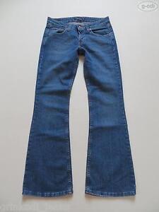 Levi's Flare Schlag Jeans Hose W 28 /L 30 wie NEU ! Hippie Style Vintage Denim !