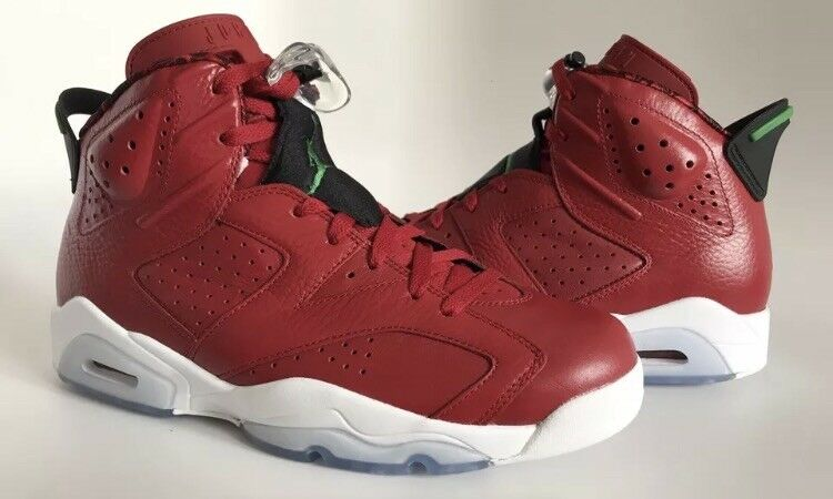 Nike Air Jordan 6 VI Retro Spiz'ike History of Jordan Size 9.5