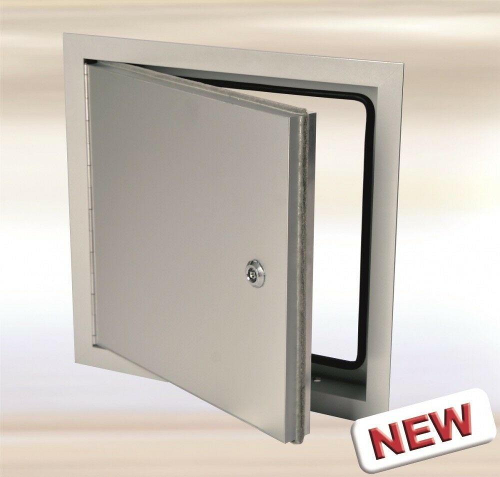 Exterior Access Door 16 x 16    Weather resistant System EXT with Piano Hinge