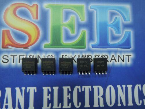1Pcs W25Q80BVSSIG W25Q80B SOP-8 SPI Original SMD FLASH Memory