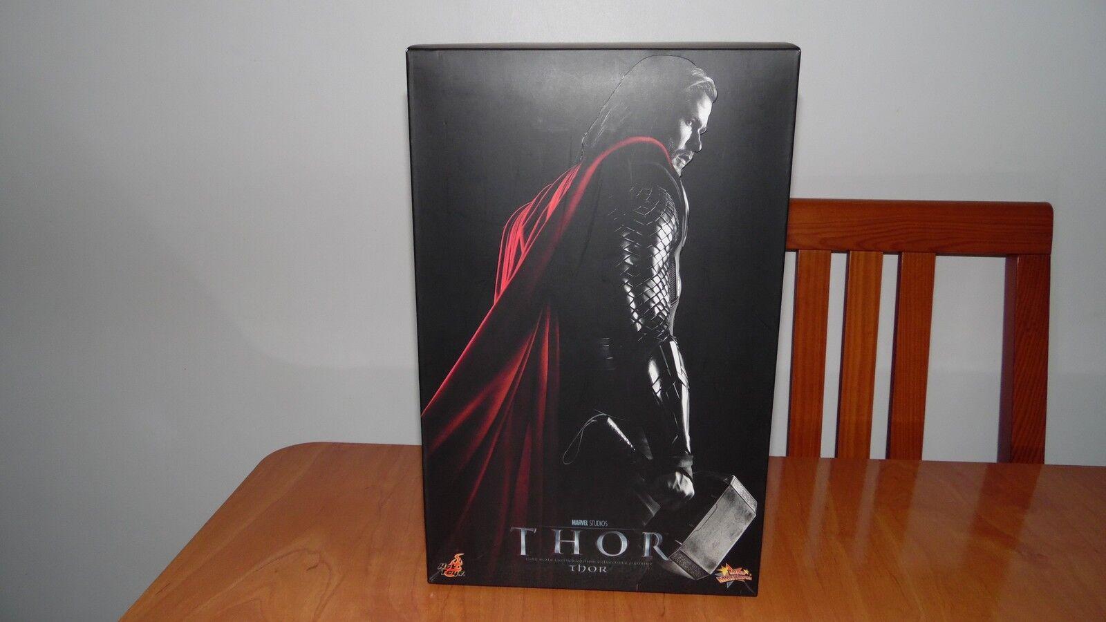 Hot Toys Movie Masterpiece THOR MMS146 MARVEL 1 6 Empty Box