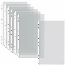 100box Legal Size Clear Heavyweight Poly Sheet Protectors By 85 X 14