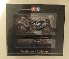 Tamiya Masterwork Collection No.46 1/12 Scale Yamaha YZR-M1 '04 Finished Model