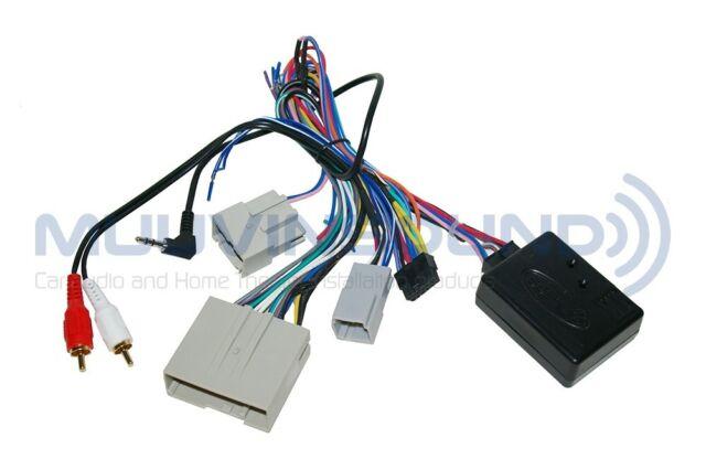 FORD LINCOLN MERCURY MAZDA 2007-UP Radio Wire Harness SWC Retention AX-FD1-SWC