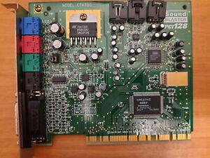 Scheda audio PCI Creative Sound Blaster PCI 128