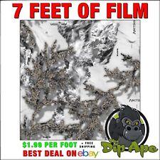 Hydrographic Film Camo Winter Snow Arctikon True Tree Concealment Timber 7x20