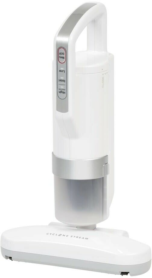 IRIS Handheld Vacuum Cleaner 120-Volt Corded Filter Detachable Canister White