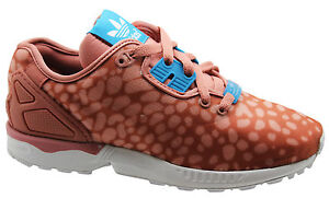 Adidas Originals Flux Femme Chaussures Baskets Rose À Wh Zx Decon Lacets B34030 vn0PNywOm8
