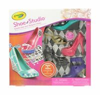 Crayola Shoe Studio Standard Packaging Free Shipping